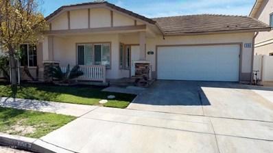809 Hinckley Lane, Fillmore, CA 93015 - MLS#: 218003410