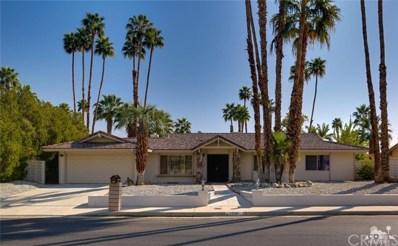 1230 San Joaquin Drive, Palm Springs, CA 92264 - MLS#: 218003414DA