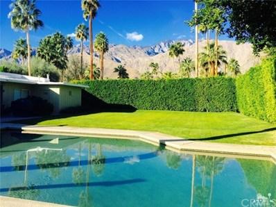 1476 San Lorenzo Road, Palm Springs, CA 92264 - MLS#: 218003512DA