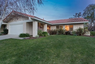 1110 Elfstone Court, Westlake Village, CA 91361 - MLS#: 218003539