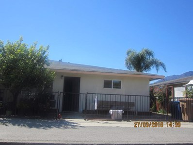 646 Lemon Way UNIT 20, Fillmore, CA 93015 - MLS#: 218003573