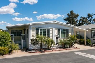 158 Via Rosal, Camarillo, CA 93012 - MLS#: 218003582