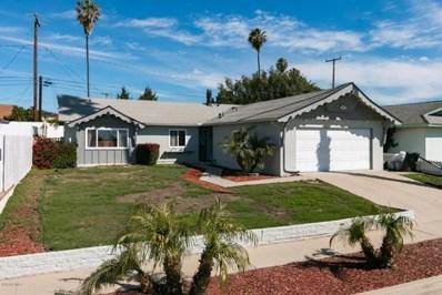 8645 Fairford Street, Ventura, CA 93004 - MLS#: 218003607