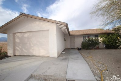 65760 6th Street, Desert Hot Springs, CA 92240 - MLS#: 218003620DA