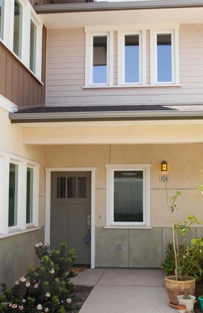 1016 Los Angeles Avenue UNIT 104, Ventura, CA 93004 - MLS#: 218003657