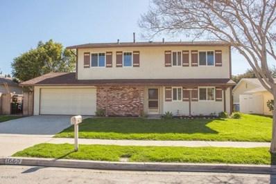 1660 Ysrella Avenue, Simi Valley, CA 93065 - MLS#: 218003681