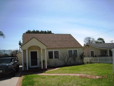 254 Blaine Avenue, Fillmore, CA 93015 - MLS#: 218003699