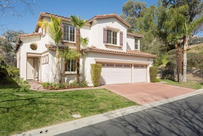 2652 Capella Way, Thousand Oaks, CA 91362 - MLS#: 218003704
