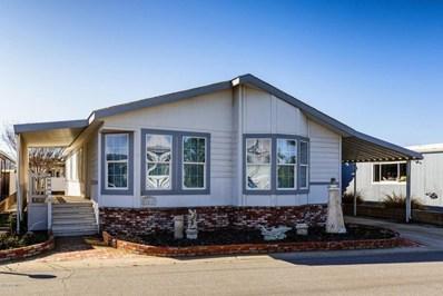 5540 5th Street UNIT 71, Oxnard, CA 93035 - MLS#: 218003717