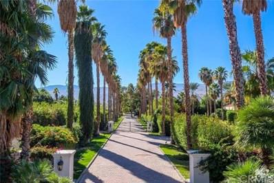 72741 Clancy Lane, Rancho Mirage, CA 92270 - MLS#: 218003730DA