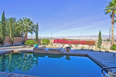 74128 Scholar Lane, Palm Desert, CA 92211 - MLS#: 218003766DA