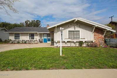 305 Vallerio Avenue, Ojai, CA 93023 - MLS#: 218003767