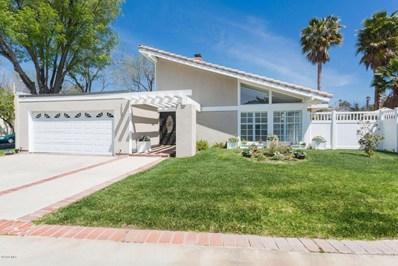 1052 Barrow Court, Westlake Village, CA 91361 - MLS#: 218003772
