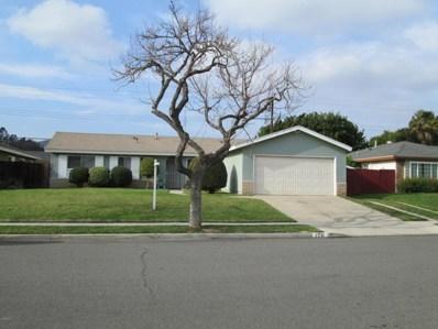 2231 Rocklyn Street, Camarillo, CA 93010 - MLS#: 218003809