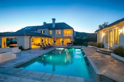 1480 Cheviot Hills Court, Westlake Village, CA 91361 - MLS#: 218003812