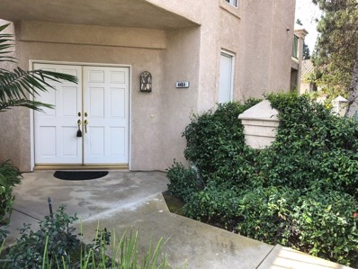 446 Kennerick Lane UNIT A, Simi Valley, CA 93065 - MLS#: 218003855