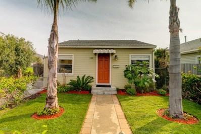 130 Barnett Street, Ventura, CA 93001 - MLS#: 218003905