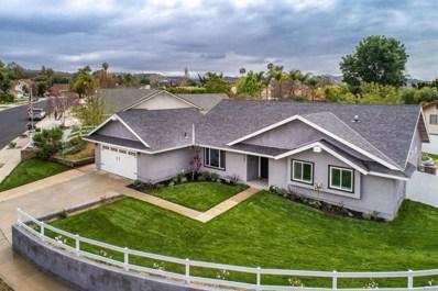 4589 Vista Del Valle Drive, Moorpark, CA 93021 - MLS#: 218003913