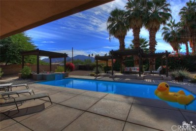 74399 Old Prospector, Palm Desert, CA 92260 - MLS#: 218003914DA