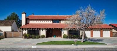 43459 28th Street W, Lancaster, CA 93536 - MLS#: 218003944
