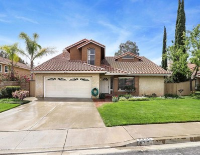 4345 Country Meadow Street, Moorpark, CA 93021 - MLS#: 218004064