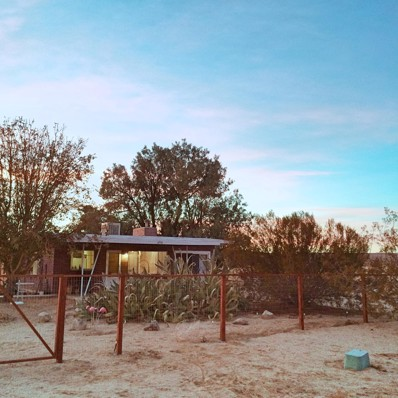4754 Sunview Avenue, Joshua Tree, CA 92252 - MLS#: 218004078