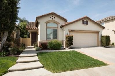 4606 Via Dulce, Camarillo, CA 93012 - MLS#: 218004100