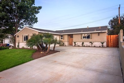 5161 Norway Drive, Ventura, CA 93001 - MLS#: 218004190