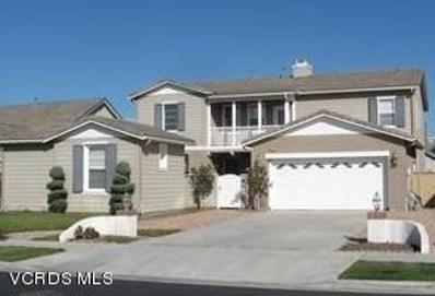 3645 Eagle Bend Lane, Oxnard, CA 93036 - MLS#: 218004196