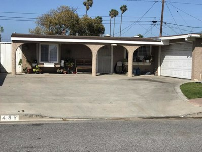 485 Salem Avenue, Oxnard, CA 93036 - MLS#: 218004221