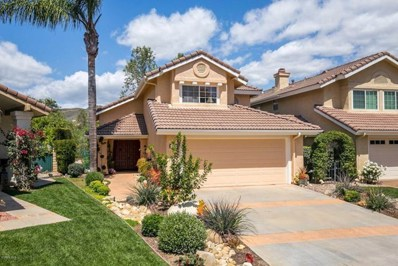 605 Galloping Hill Road, Simi Valley, CA 93065 - #: 218004317