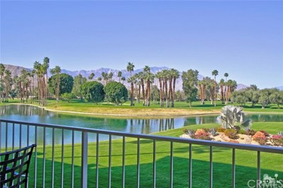 899 Island Drive UNIT 212, Rancho Mirage, CA 92270 - MLS#: 218004318DA