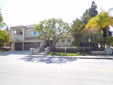 4207 Sterlingview Drive, Moorpark, CA 93021 - MLS#: 218004356