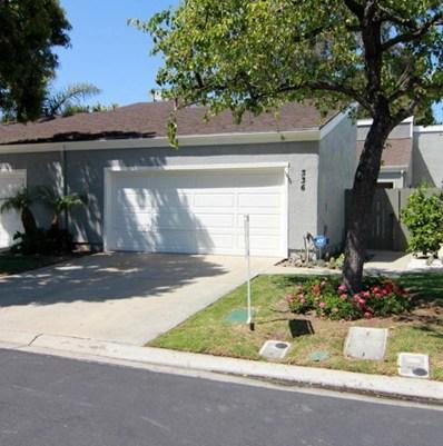 536 Broderick Way, Port Hueneme, CA 93041 - MLS#: 218004396