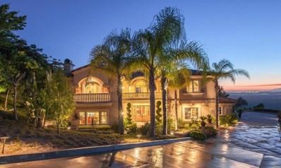 1185 Corte Barroso, Camarillo, CA 93010 - MLS#: 218004428
