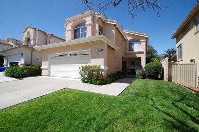 507 Siskin Place, Simi Valley, CA 93065 - MLS#: 218004534