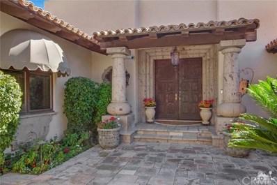 42 Clancy Lane, Rancho Mirage, CA 92270 - MLS#: 218004586DA