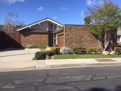 32140 Oakshore Drive, Westlake Village, CA 91361 - MLS#: 218004667