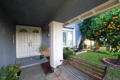 886 Erringer Road, Simi Valley, CA 93065 - MLS#: 218004736