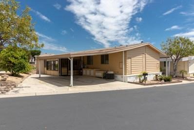 160 Tahquitz Drive UNIT 36, Camarillo, CA 93012 - MLS#: 218004765
