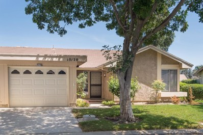 15120 Village 15, Camarillo, CA 93012 - MLS#: 218004777