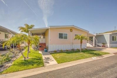 15750 Arroyo Drive UNIT 73, Moorpark, CA 93021 - MLS#: 218004794