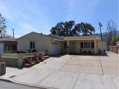 5309 Norway Drive, Ventura, CA 93001 - MLS#: 218004809