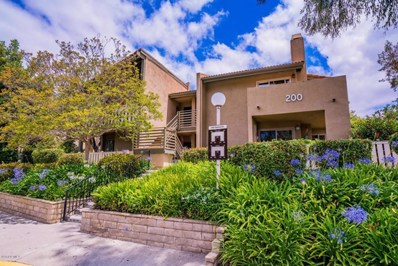 200 Oakleaf Drive UNIT 202, Thousand Oaks, CA 91360 - MLS#: 218004821