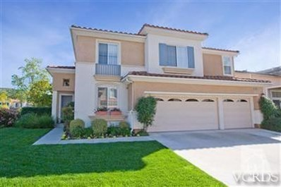 2643 Capella Way, Thousand Oaks, CA 91362 - MLS#: 218004867