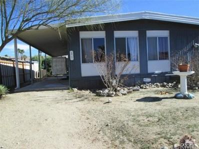 18075 Langlois Road UNIT 39M, Desert Hot Springs, CA 92241 - #: 218004910DA