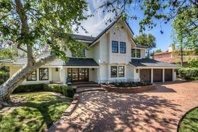 1707 Shetland Place, Westlake Village, CA 91362 - MLS#: 218004940