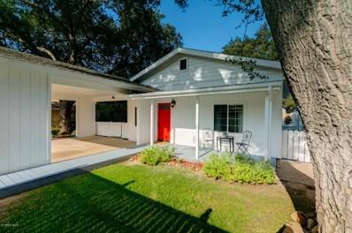 257 Encinal Avenue, Ojai, CA 93023 - MLS#: 218004955