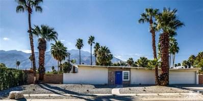 567 Juanita Drive, Palm Springs, CA 92262 - MLS#: 218004962DA
