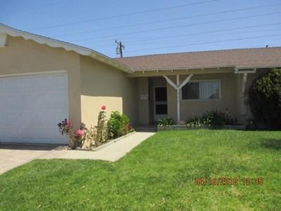 1556 Robin Avenue, Ventura, CA 93003 - MLS#: 218004996